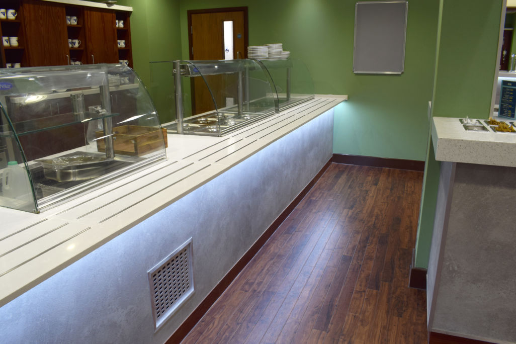 Cafe Coffee Shop Counters George Thomas Joinery