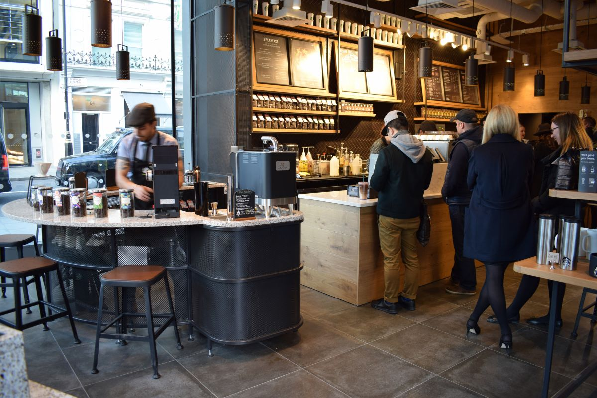 Picture of: Cafe Coffee Shop Counters George Thomas Joinery