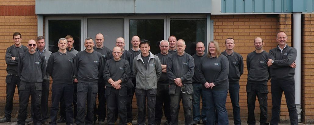George Thomas Bespoke Joinery Team