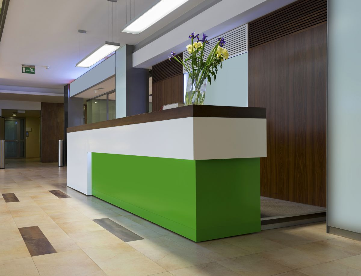 reception desks design