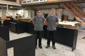 George Thomas Apprentices 2018