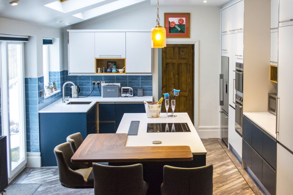 Bespoke kitchens in Bath manufactured by George Thomas Joinery