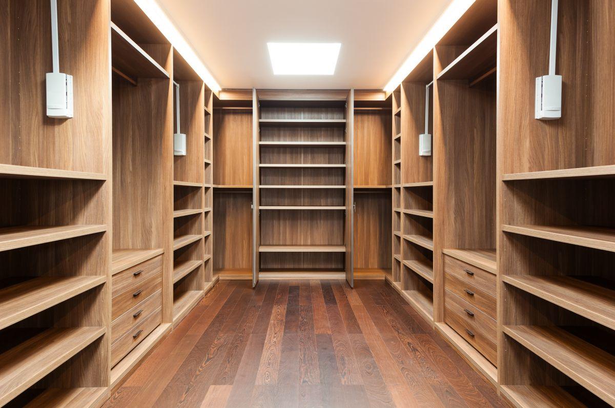 walk-in wardrobe and dressing room